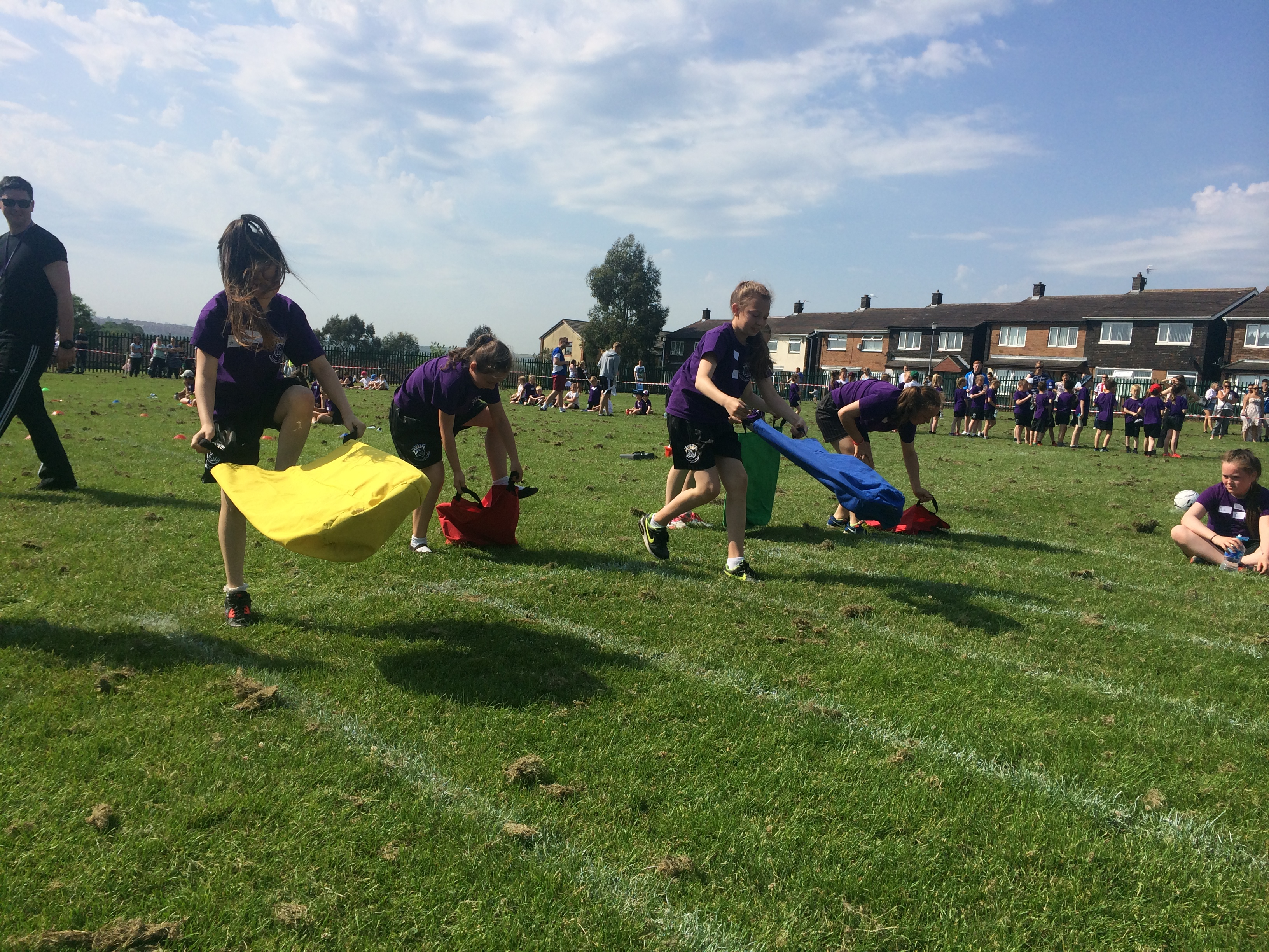 fun sports games ks2 bexhill