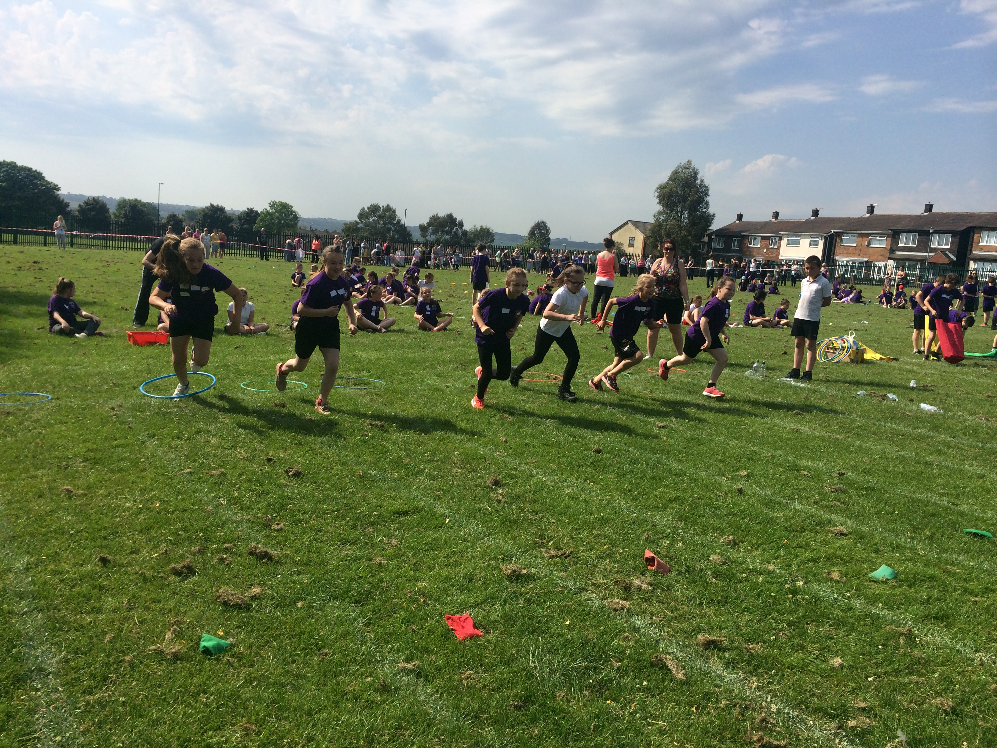 sports fun games ks2 bexhill academy